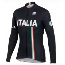 Maillot manga larga 2016 Sportful Italy IT Negro