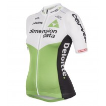 Maillot manga corta 2018 Dimension Data Women's