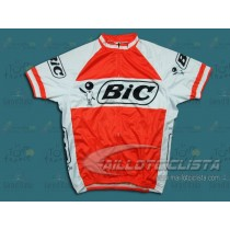 Maillot manga corta BIC Throwback