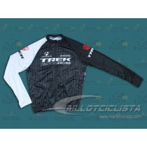 Maillot manga larga 2014 Trek Factory Racing