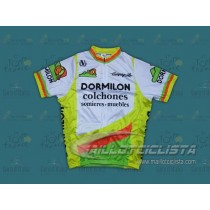 Maillot Throwback Dormilon Blanco/Verde