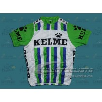 Maillot manga corta Throwback Kelme Verde Team