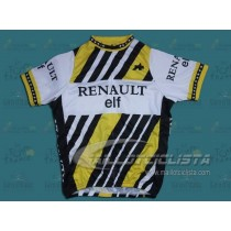 Maillot manga corta Throwback Renault elf Team