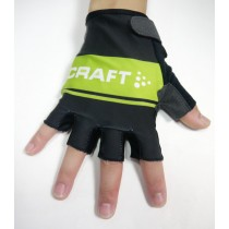 Guantes equipo 2015 Craft Bike Grand Tour Negro-Verde
