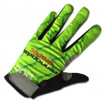 2017 Cannondale Drapac Verde Larga Invierno Guantes