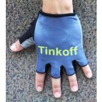 Guantes Ciclismo 2016 Tinkoff Race Gris