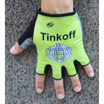 Guantes Ciclismo 2016 Tinkoff Race Amarillo